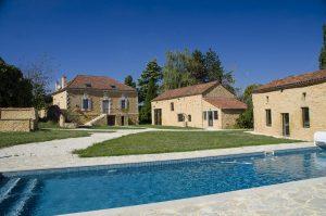 Villa Pech Mej' - Villa de vacances en Périgord avec piscine
